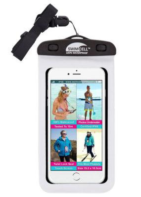 Large Waterproof Phone Case